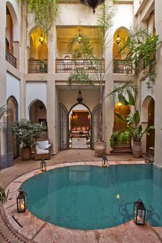 Riad Monika de Saint-Ay, in the heart of the Medina