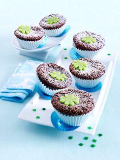Brownie-Muffins