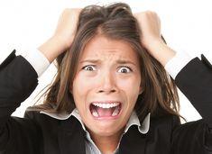 Top 10 Ways Not To Handle Stress