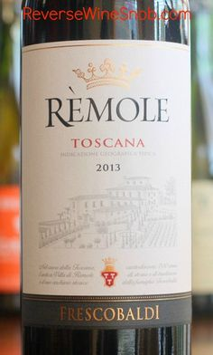 A tasty ten dollar Tuscan!  #wine #winelover