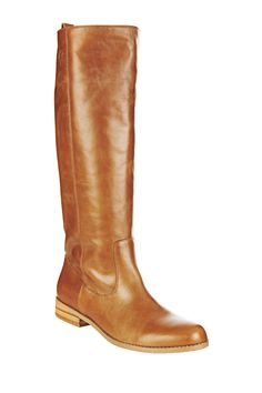 Bottes en cuir Moon Camel Mellow Yellow sur MonShowroom.com