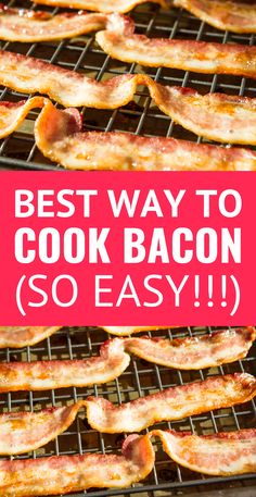 366 Best Bacon Bacon BACON RECIPES images in 2019 | Bacon recipes