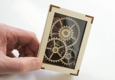 Laser Cut Display Gears : 16 Steps (with Pictures) - Instructables Cool Laser, Laser Cutter Engraver, Wooden Gears, Laser Cutter Ideas, Laser Cut Patterns, Laser Cut Jewelry, Digital Fabrication, Fathers Day Crafts, 3d Prints