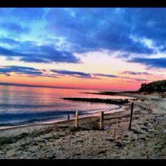 Beautiful Chatham, MA @ sunset