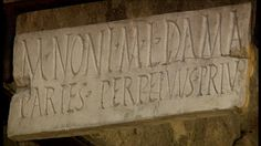 Udsendelse om Pompeji