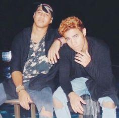 Richard y su hermano Yashua❤❤❤