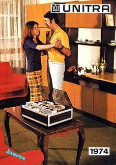 Reklama magnetofonu