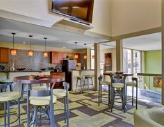 Photo Gallery - Villages of Chapel Hill Apartments Research Triangle, Chapel Hill, Durham, Apartments, Modern, Table, Bath, Furniture, Bedroom
