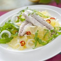 Ricette estive di pesce: Insalata di sgombro