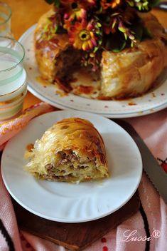 Bulgarian Food, Bulgarian Recipes, My Favorite Food, Favorite Recipes, Savoury Baking, Pastries, Baked Potato, Oriental, Recipies
