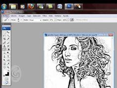 como convertir una foto a un dibujo
