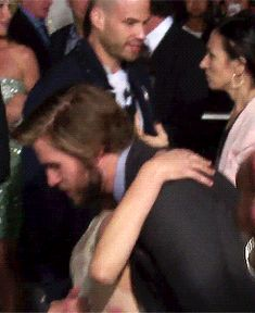 When he caught Jennifer Lawrence AND your heart at the same time. |