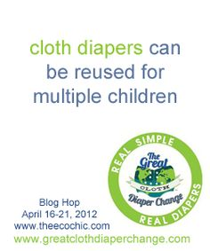 Tips for traveling with cloth diapers.