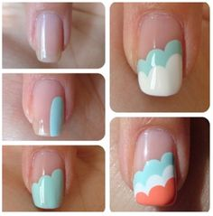 Easy nail art for beginners!