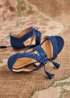 d925482380561 Sézane - Sandales Low Andrea Cute Sandals