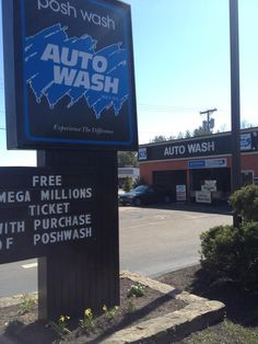 We give away mega millions tickets!
