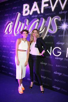 Calu Rivero - Always Party - Buenos Aires Fashion Week BAF Week 2014