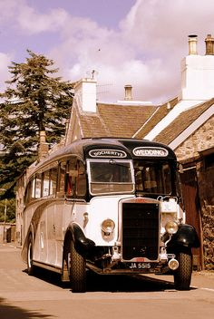 Comrie Bus. | Flickr - Photo Sharing!