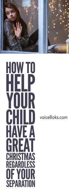 Your child doesn't have to be sad at Christmas just because you and your spouse are separated. Here are some helpful tips to help him or her get through it