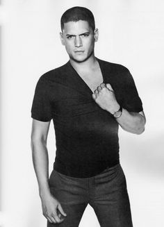 Wentworth Miller..my new obsession nbd