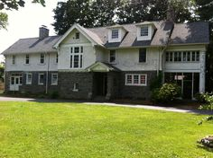 Exterior House Renovation // Ardmore, PA // Before