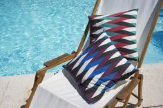 Decorative and colourful cushions