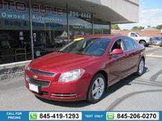 2011 Chevrolet Chevy MALIBU 1LT $10,491 74886 miles 845-419-1293 Transmission: Automatic  #CHEVROLET #MALIBU #used #cars #JimmysAutoOutlet #Fishkill #NY #tapcars