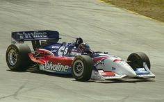 Robby Gordon - Reynard 961 Cosworth - Walker Racing - Budweiser / G. I. Joe's 200 Presented by Texaco/Havoline - 1996 PPG Indy Car World Series, round 9