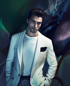 The new Giorgio #Armani campaign for Spring/Summer 2014 shot by Mert Alas and Marcus Piggott