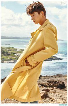 Lee Joon Gi / Hawaiian Traveler 2016