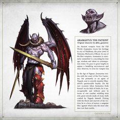 Warhammer Lore, Warhammer Fantasy, Warhammer 40000, High Fantasy, Fantasy Art, Monster Vampire, Monster 2, Warhammer Vampire Counts, Medieval