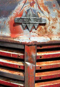 ..International truck...