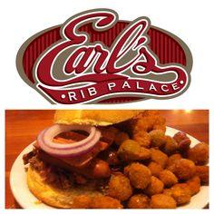 Earl's Rib Palace - OKC - great BBQ