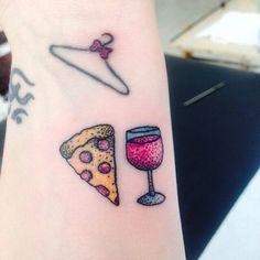 Emoticon tattoo :-)