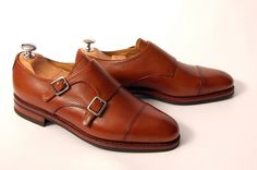 MEERMIN - Classic Collection > BUCKLES > 101341D - TAN COUNTRY CALF