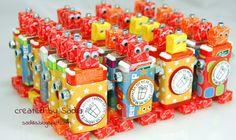 Sadillas Blog: 1 pin al mese #04: i miei candybot!! =)