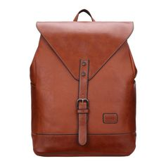 Brown Buckle Magnetic Oversized Backpacks (€19) ❤ liked on Polyvore featuring bags, backpacks, buckle backpacks, rucksack bags, oversized backpacks, brown backpacks and oversized bags