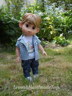 Disney Animator Dolls Clothes. Shirt dolls Disney Animator 16' Shirt for doll.