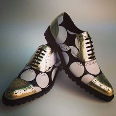 Comme des Garcons men's shoes