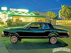 1979 Chevy Monte Carlo Side View