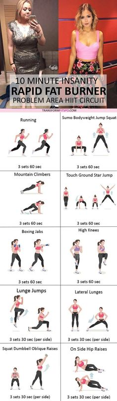 #womensworkout #workout #femalefitness Repin and share if this workout melted stubborn fat! Click the pin for the full workout.
