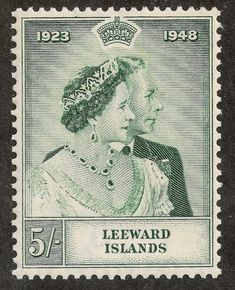British Colonies & Territories Ascension 1938-53 Kgvi 5sh Perf 13 Vf Mh Factories And Mines Ascension Island