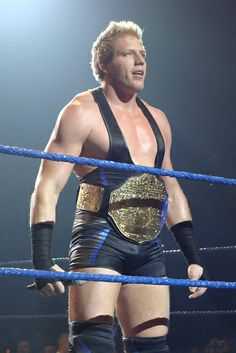 """""""The Heavyweight Champion of the World""""  Date Taken: 10/04/2010 Description: When attending a live house show of 'WWE Smackdown!' at Braehead arena, Glasgow. I got some shots I really liked including this one of Jack Swagger who was the World Heavy Weight Champion at the time."""