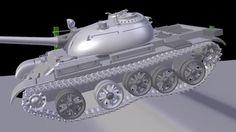 Blender – Rigging Tank Tracks Tutorial