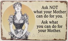 Do for Mother 10x6 TIN SIGN funny mom housework laundry kitchen wall decor OHW #na #retrovintagestyle