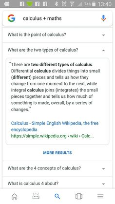 22 Best Calculus images in 2018 | Arithmetic, Calculus