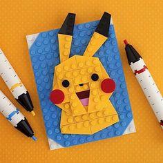 Lego Brick Sketches: Illustrationen bekannter Charaktere mal anders | KlonBlog