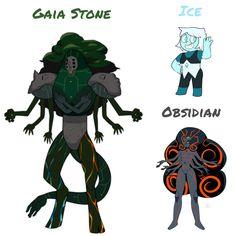 Steven Universe Fan Fusions, Steven Universe Memes, Gem Fusions, Universe Art, Star Butterfly, Pokemon, Character Design Inspiration, Mythical Creatures, Cartoon Network