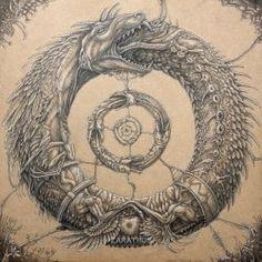 Quetzalcoatl by Zarathus