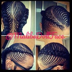 #FLASHBACKFRIDAY the days of the braids, went 5 years non stop with these every 2 weeks and my hair got long as hell, kinda miss em but I've out grown em! :)